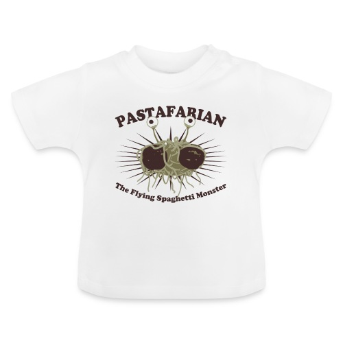 The Flying Spaghetti Monster - Baby T-Shirt