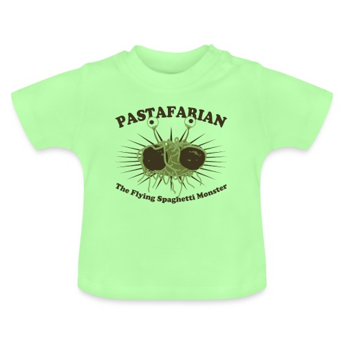 The Flying Spaghetti Monster - Baby T-Shirt