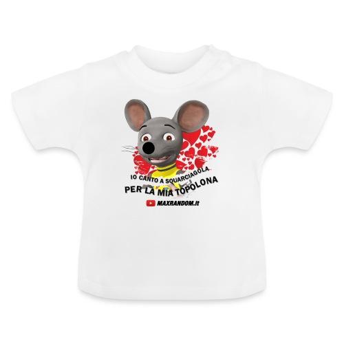 Io Canto a Squarciagola - Maglietta per neonato