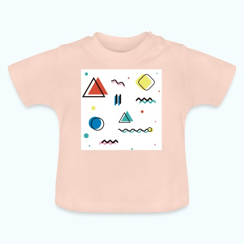 Abstract geometry - Baby T-Shirt