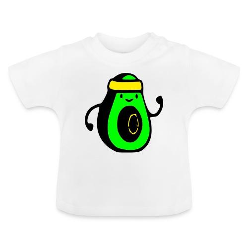 aguacate ninja - Camiseta bebé