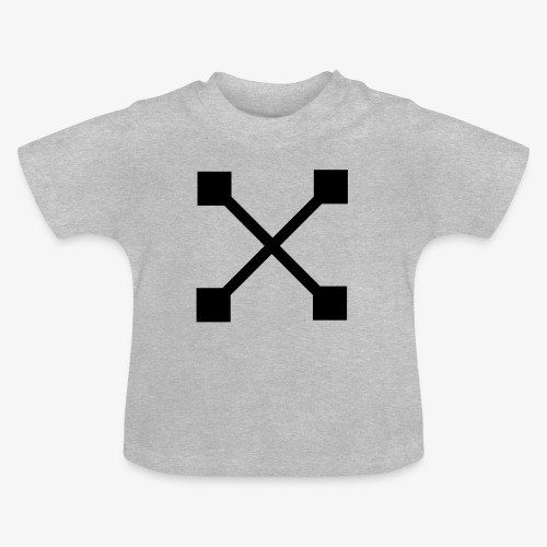 X BLK - Baby T-Shirt