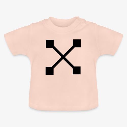 X BLK - Baby T-Shirt