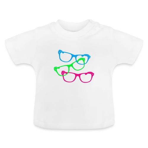 lunettes - T-shirt Bébé