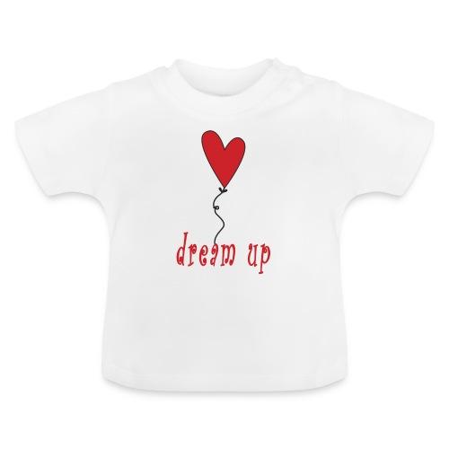 dream up - Maglietta per neonato