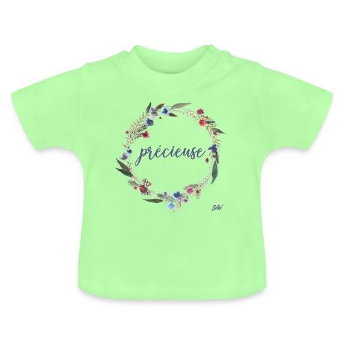 Précieuse - T-shirt Bébé