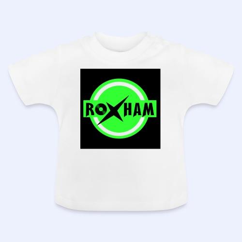RoxHam-Button-2019 - Baby T-Shirt