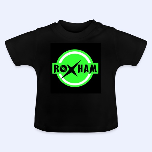 RoxHam-Button-2019 - Baby T-Shirt