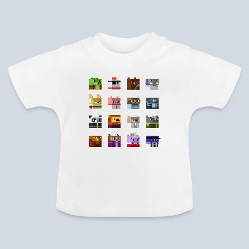 A Planet of Mine Animals - T-shirt Bébé