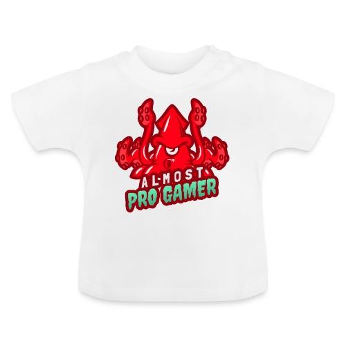 Almost pro gamer RED - Maglietta per neonato
