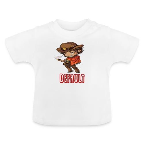 DeF Clan logo - Baby-T-skjorte
