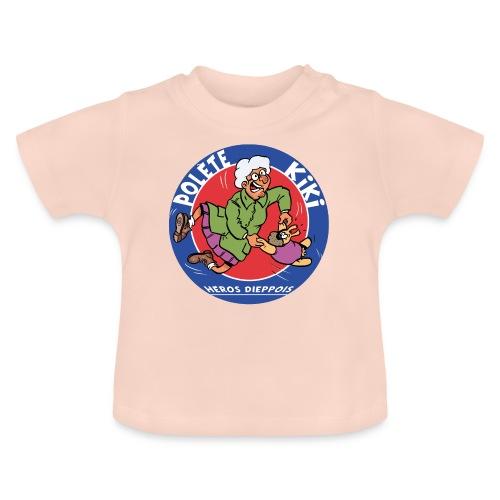 tshirt polete heros dieppois 2 - T-shirt Bébé
