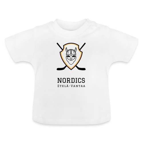 Etelä-Vantaan Nordics - Vauvan t-paita