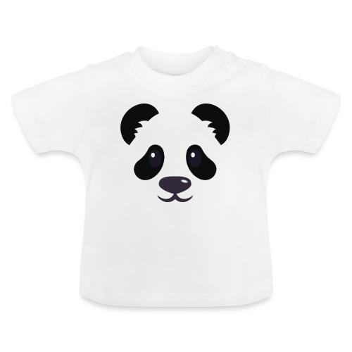 Panda émoticône - T-shirt Bébé