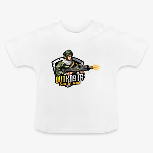 OutKasts [OKT] Logo 2 - Baby T-Shirt