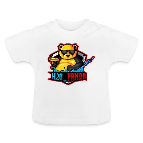 Pandas Loga - Baby-T-shirt