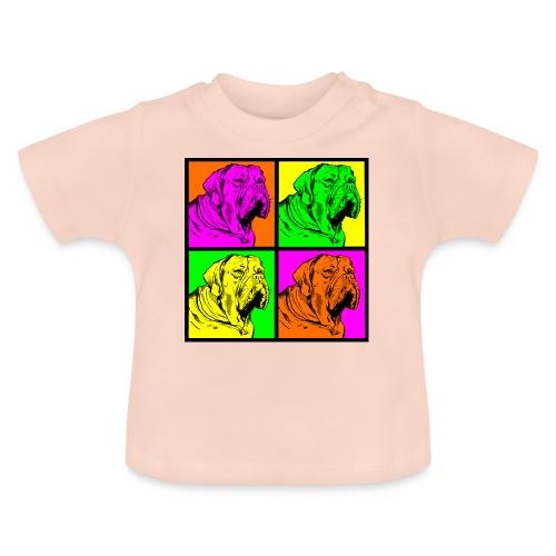 Bouledogue Anglais Couleur - T-shirt Bébé