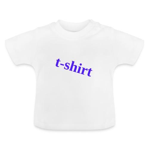 Hemd - Baby T-Shirt
