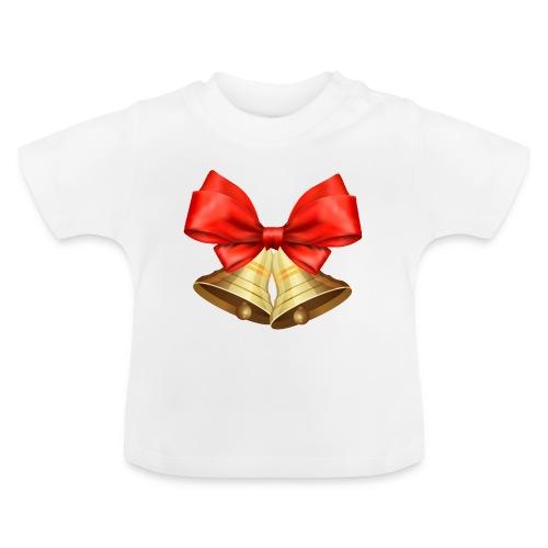 Pngtree christmas bell 3715872 - Camiseta bebé