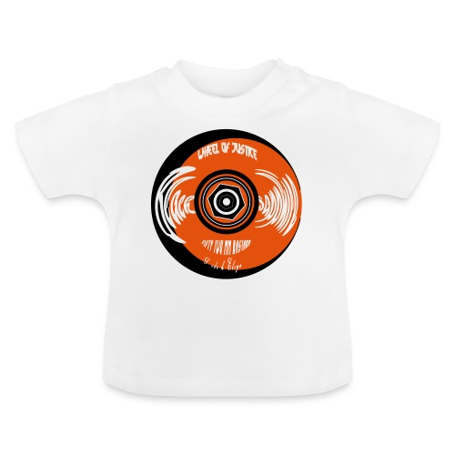 Wheel of justice - Baby T-Shirt