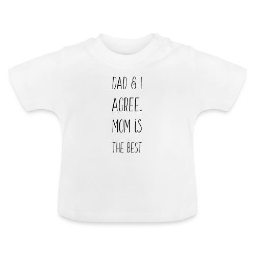 Best Mama - Baby T-Shirt