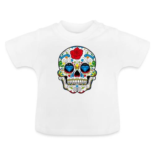skull2 - Maglietta per neonato