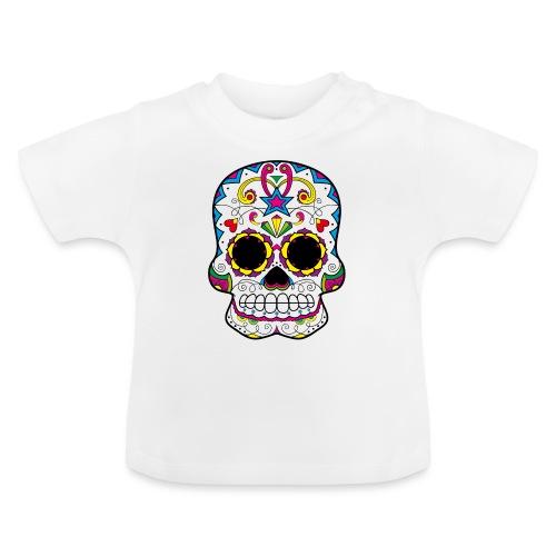 skull7 - Maglietta per neonato