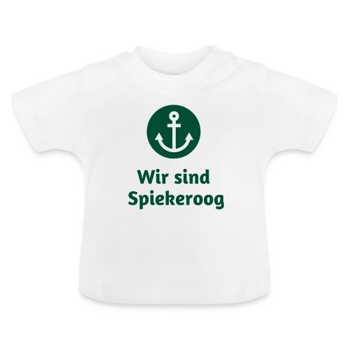 Wir sind Spiekeroog Freunde Sortiment - Baby T-Shirt