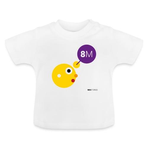 WIO 8M - Camiseta bebé