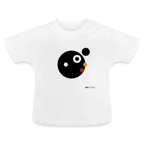 WIO BLACK POWER - Camiseta bebé