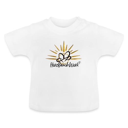 HerzBauchWerk Gold - Baby T-Shirt