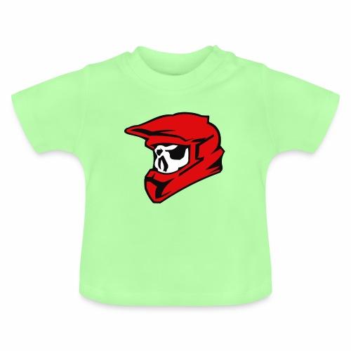Schaedel Motocross - Baby T-Shirt