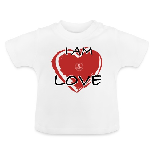 IM LOVE MaitriYoga - T-shirt Bébé