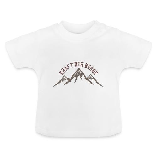 Kraft Der Berge - Baby T-Shirt