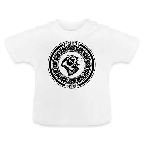 BjornfellRisingBlack - Vauvan t-paita