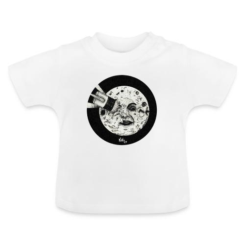 Viaje a la luna (Tributo a George Méliès) - Camiseta bebé