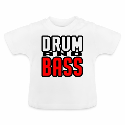 DRUMANDBASS 1 - Baby T-shirt