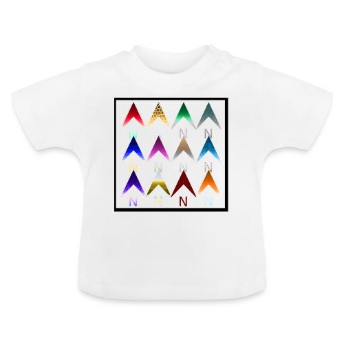 Noordpijlen - Baby T-shirt