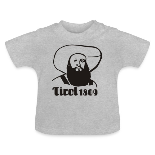 Andreas Hofer Silber1 - Baby T-Shirt