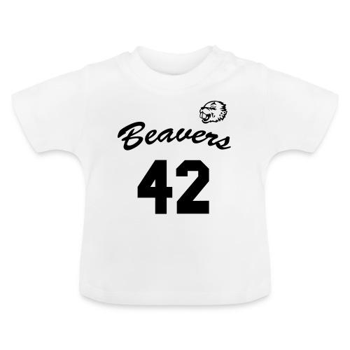 Beavers front - Baby T-shirt