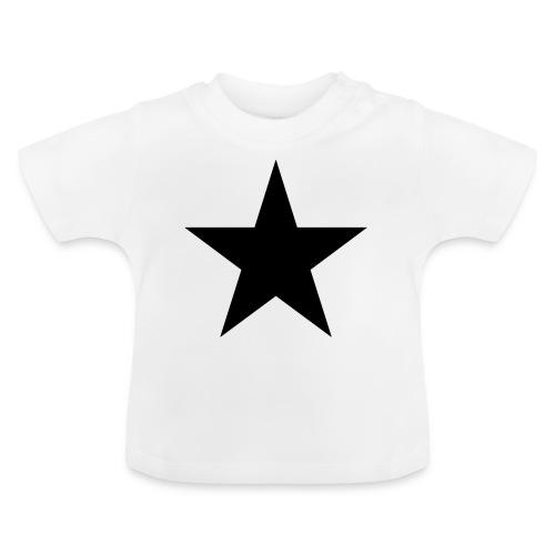 Ardrossan St.Pauli Black Star - Baby T-Shirt