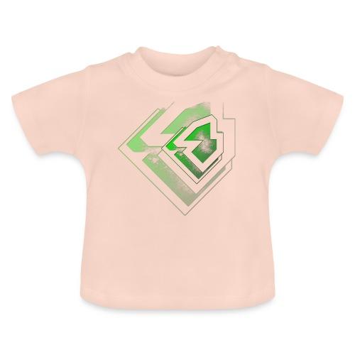 BRANDSHIRT LOGO GANGGREEN - Baby T-shirt