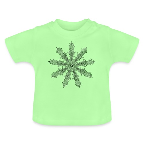 Magic Star Tribal #4 - Baby T-Shirt