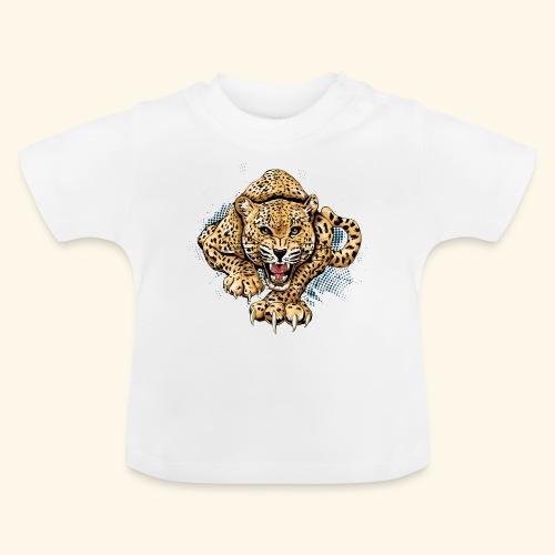 Leopardo KutuXa - Camiseta bebé