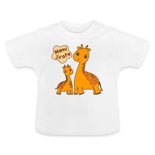Mami Jirafa - Camiseta bebé