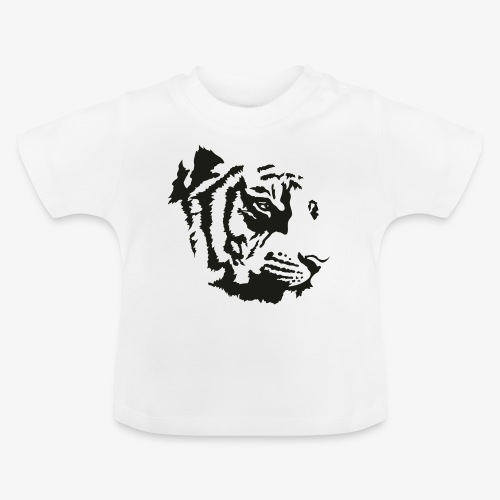 Tiger head - T-shirt Bébé