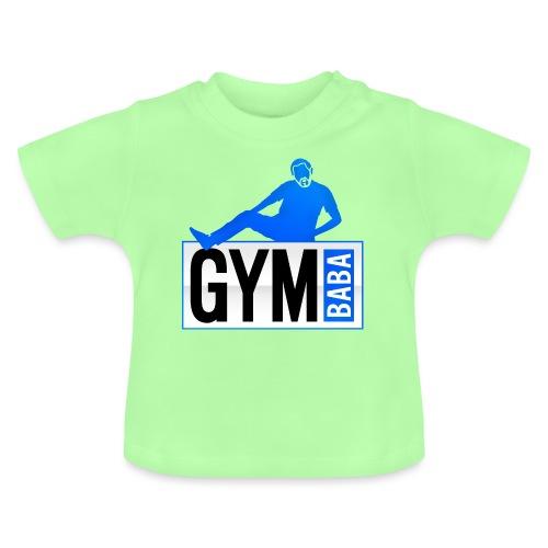 gym-baba-2 dgrd - T-shirt Bébé