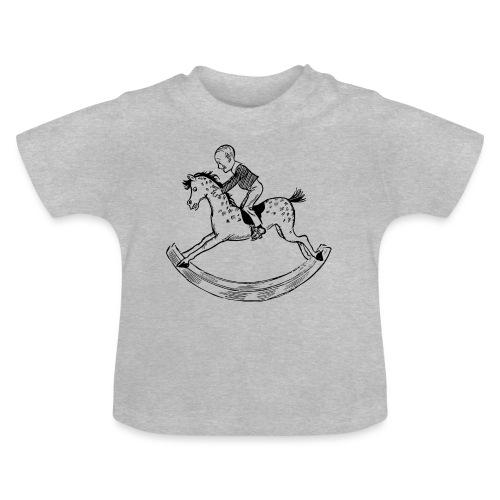 konik na biegunach - Koszulka niemowlęca