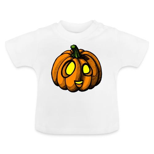 Pumpkin Halloween scribblesirii - Vauvan t-paita