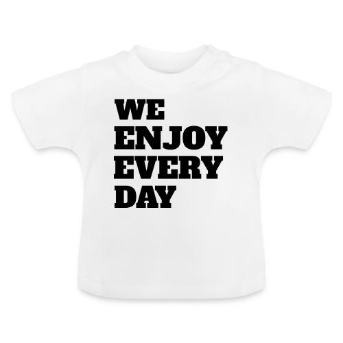 Enjoy - T-shirt Bébé